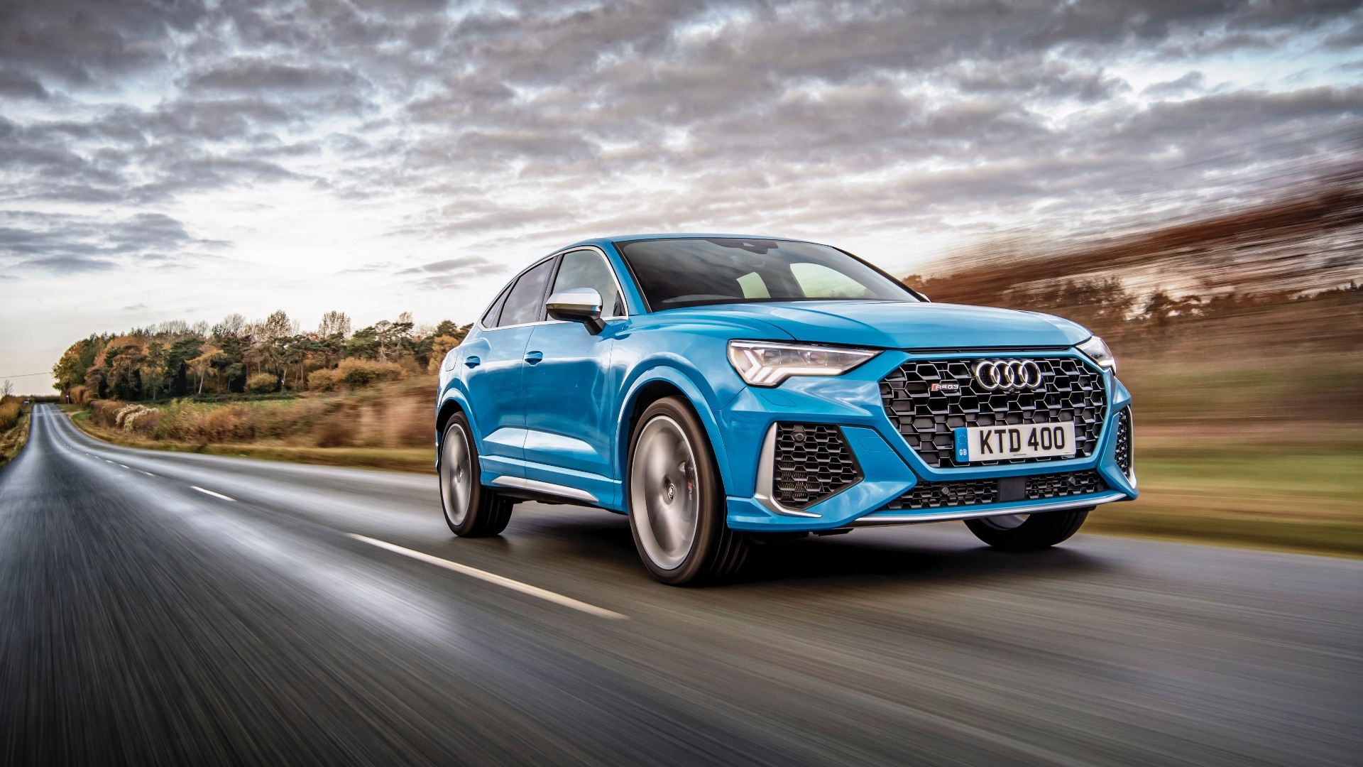 Audi Rs Q3 Sportback 2020 Review Motoring Research