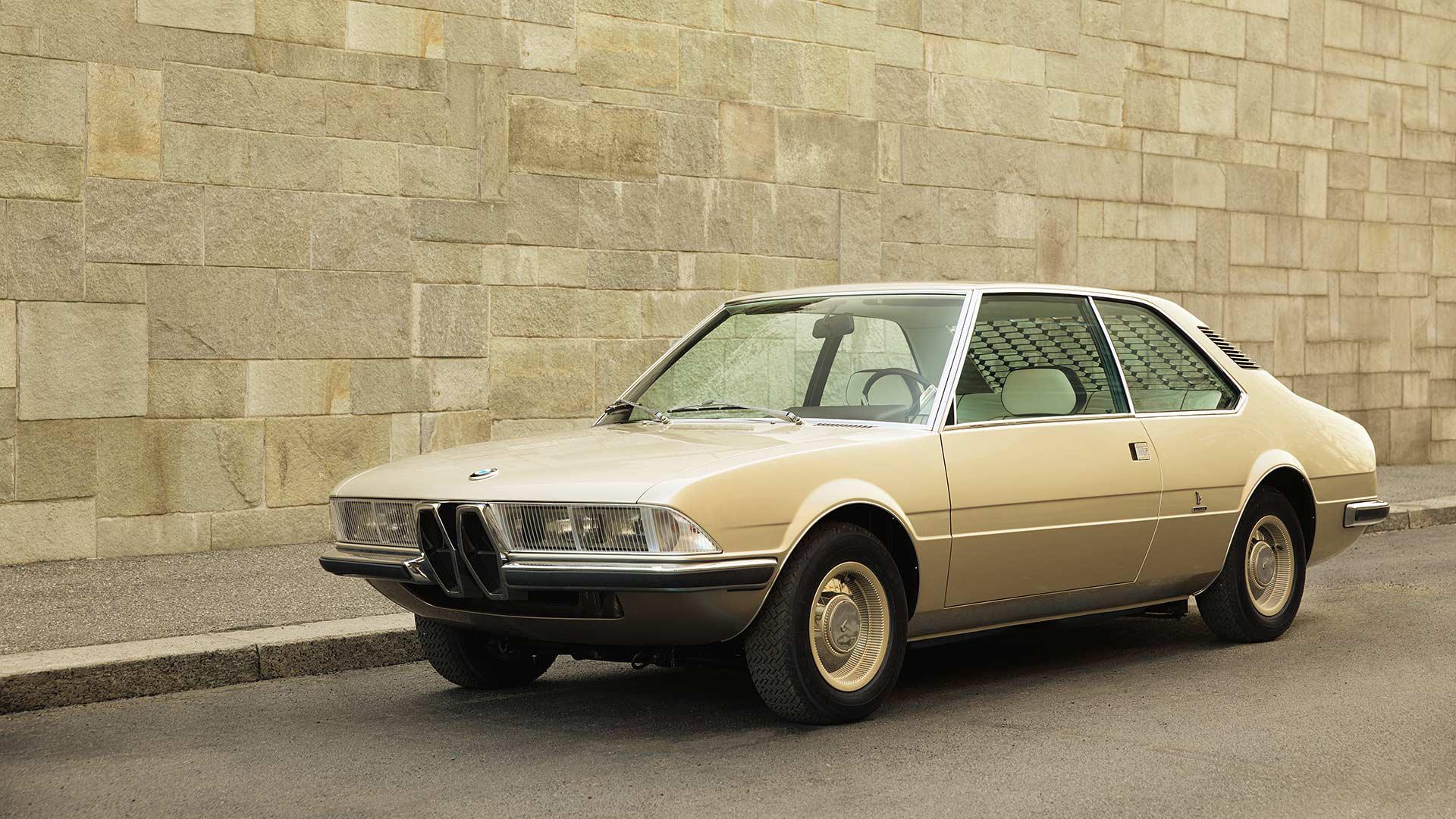 1970 BMW Garmisch Concept