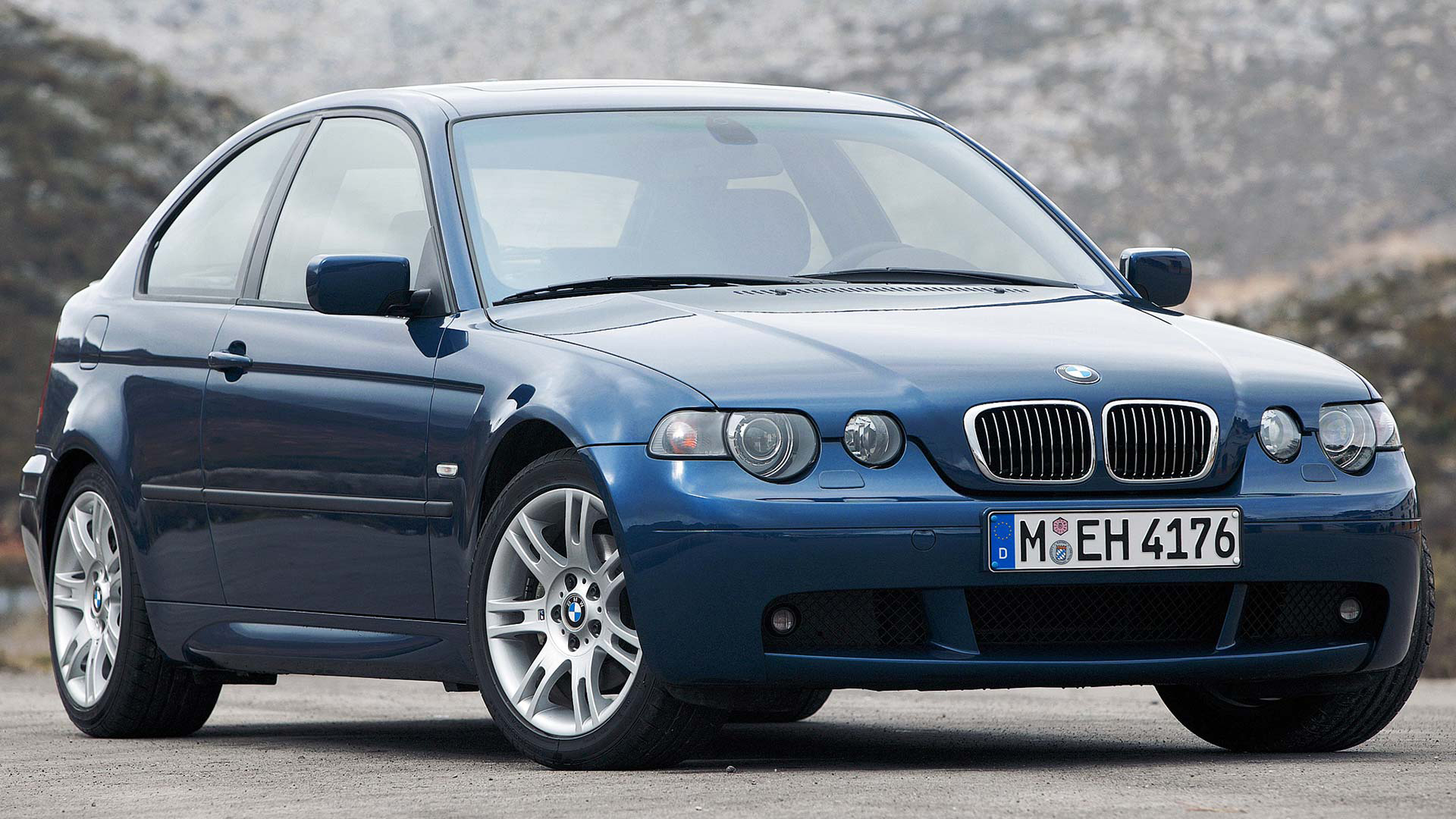 2001 E46 BMW 3 Series Compact