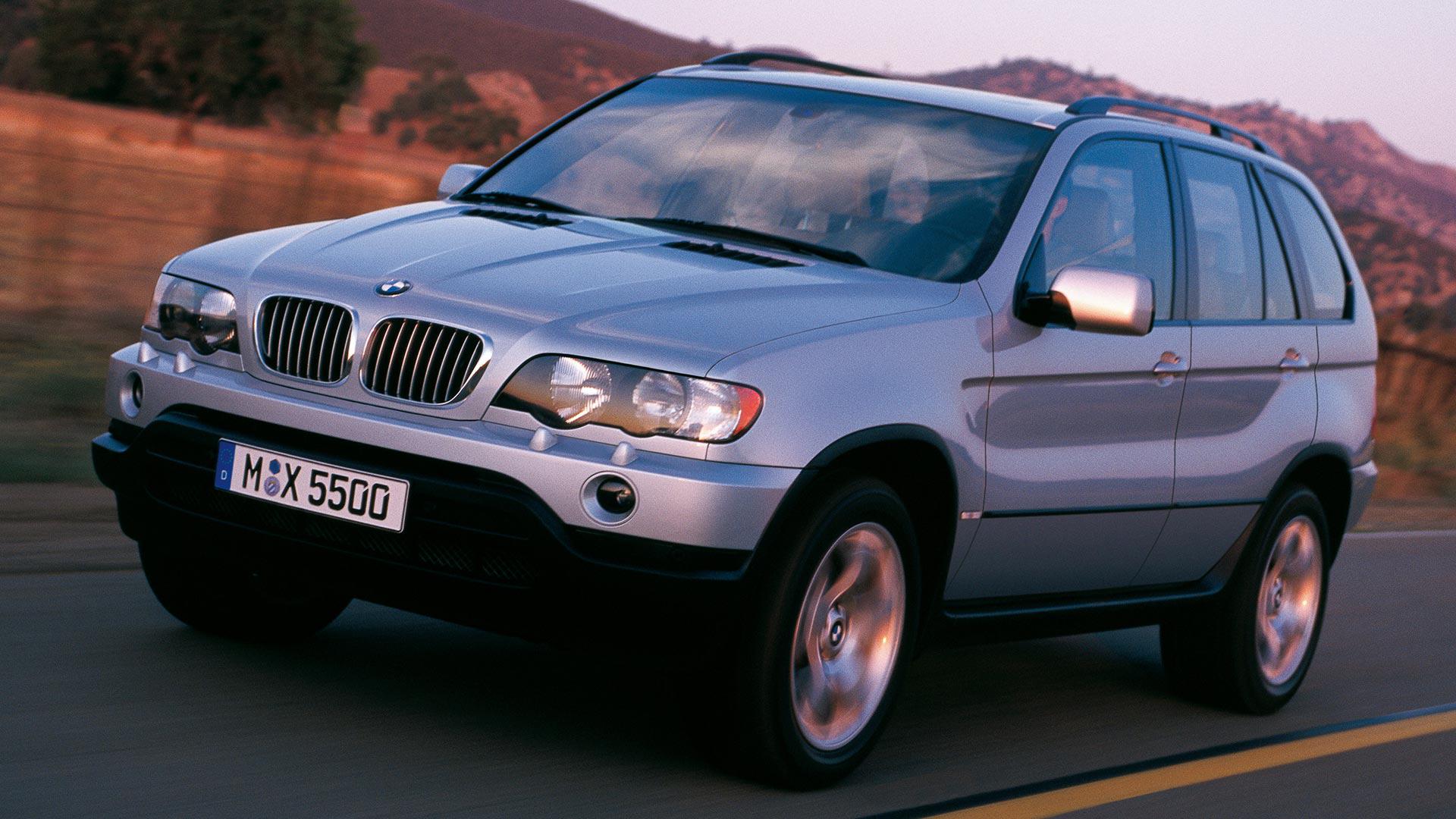 2000 E53 BMW X5