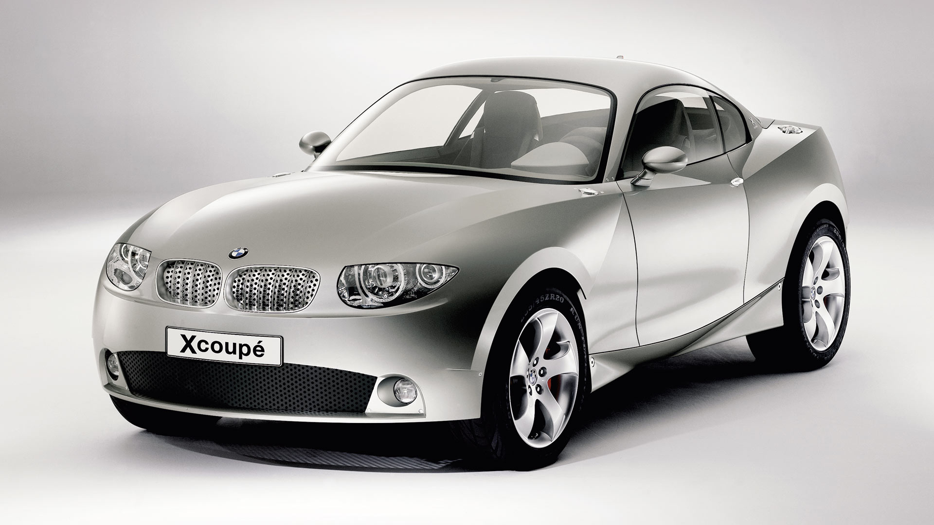 2001 BMW X-Coupe Concept