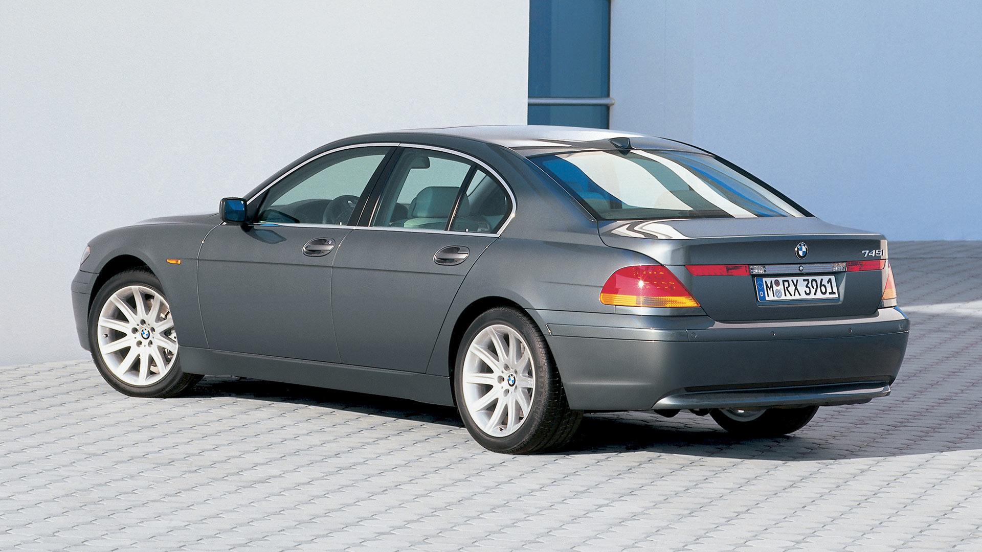 2001 E65 BMW 7 Series