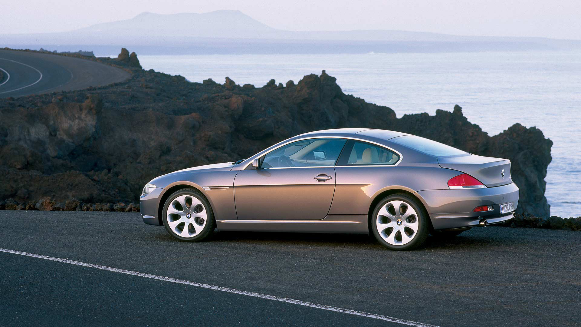 2003 E63 BMW 6 Series
