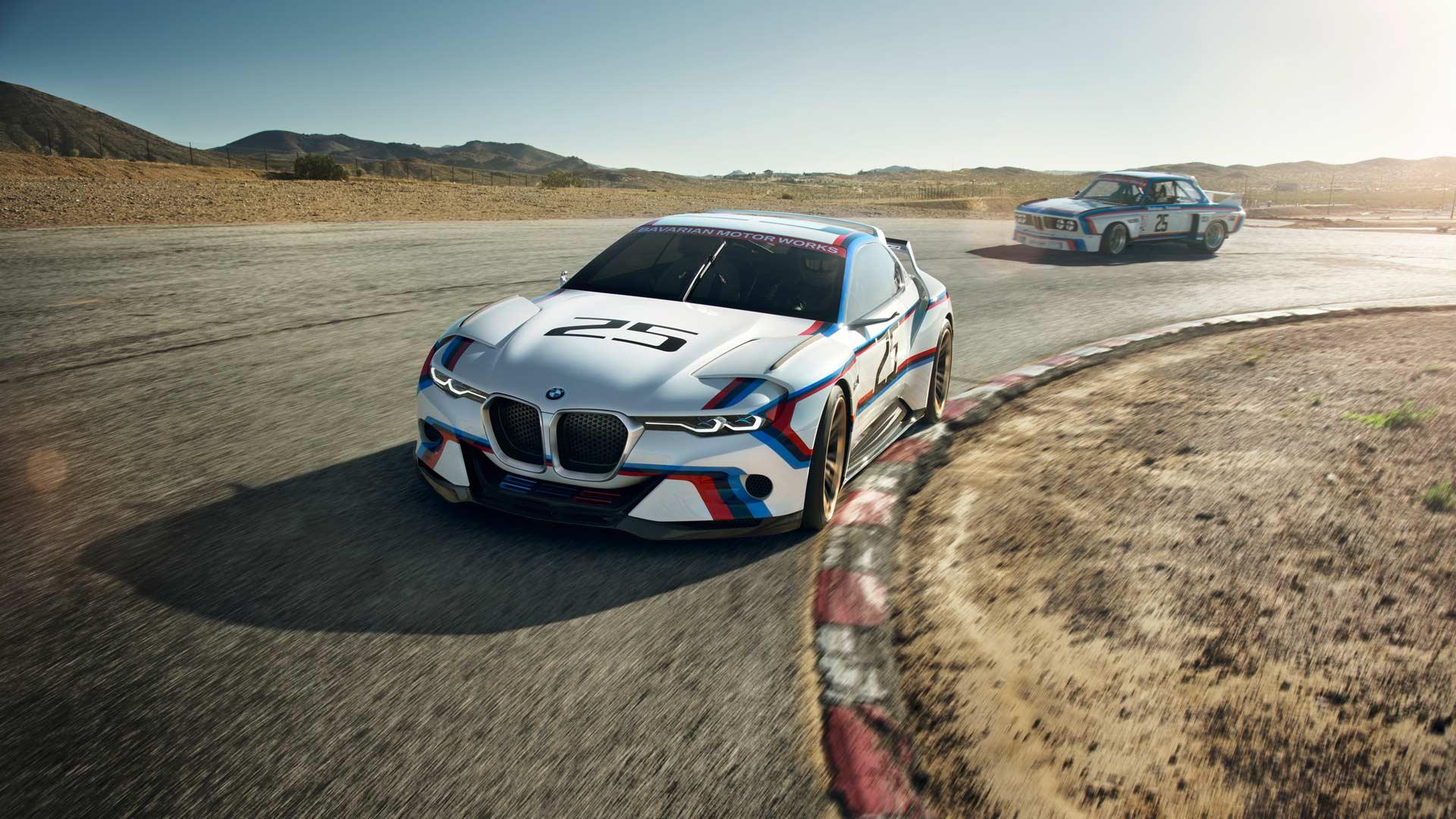 2015 BMW 3.0 CSL Hommage R Concept