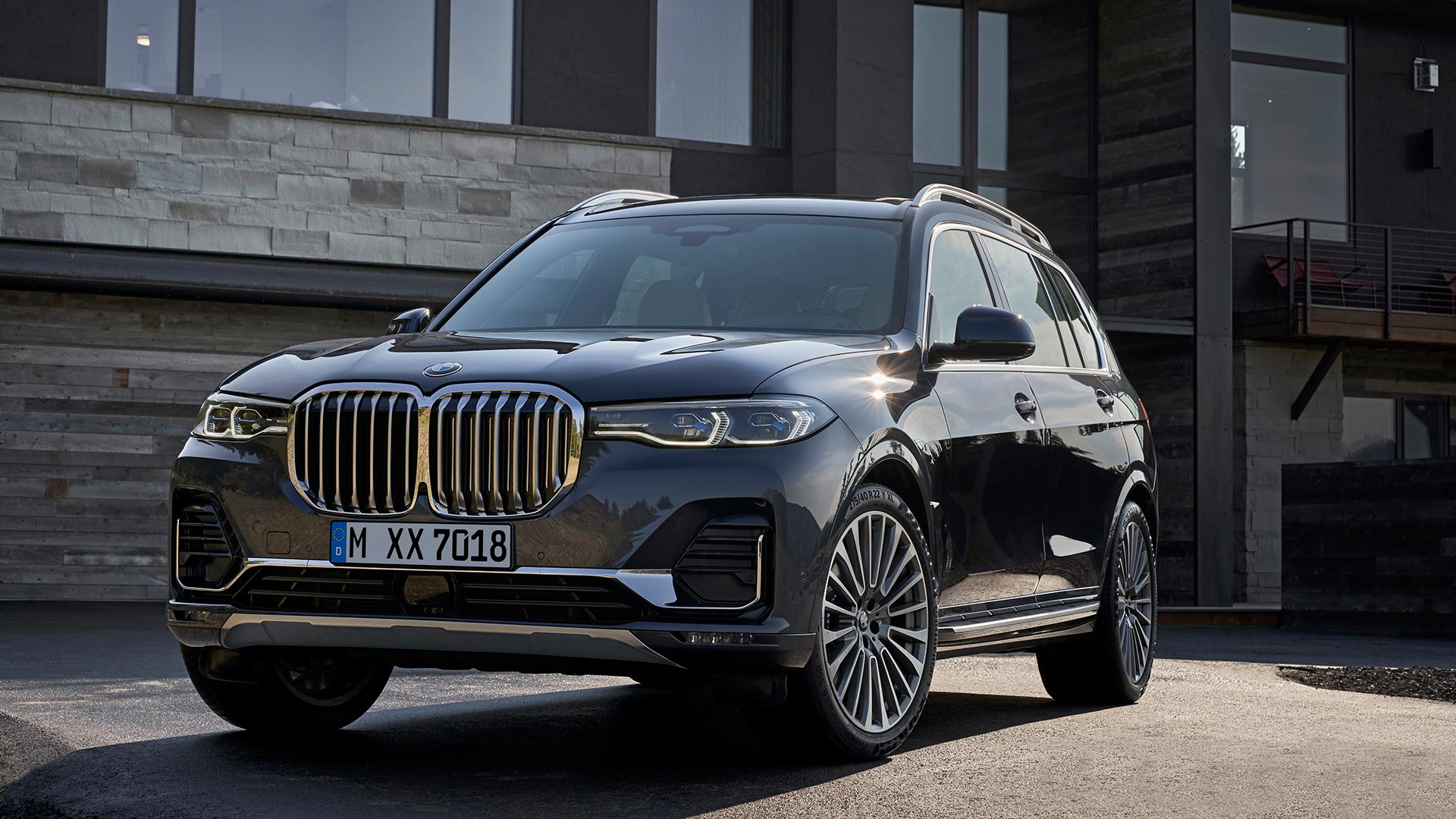 2019 G07 BMW X7