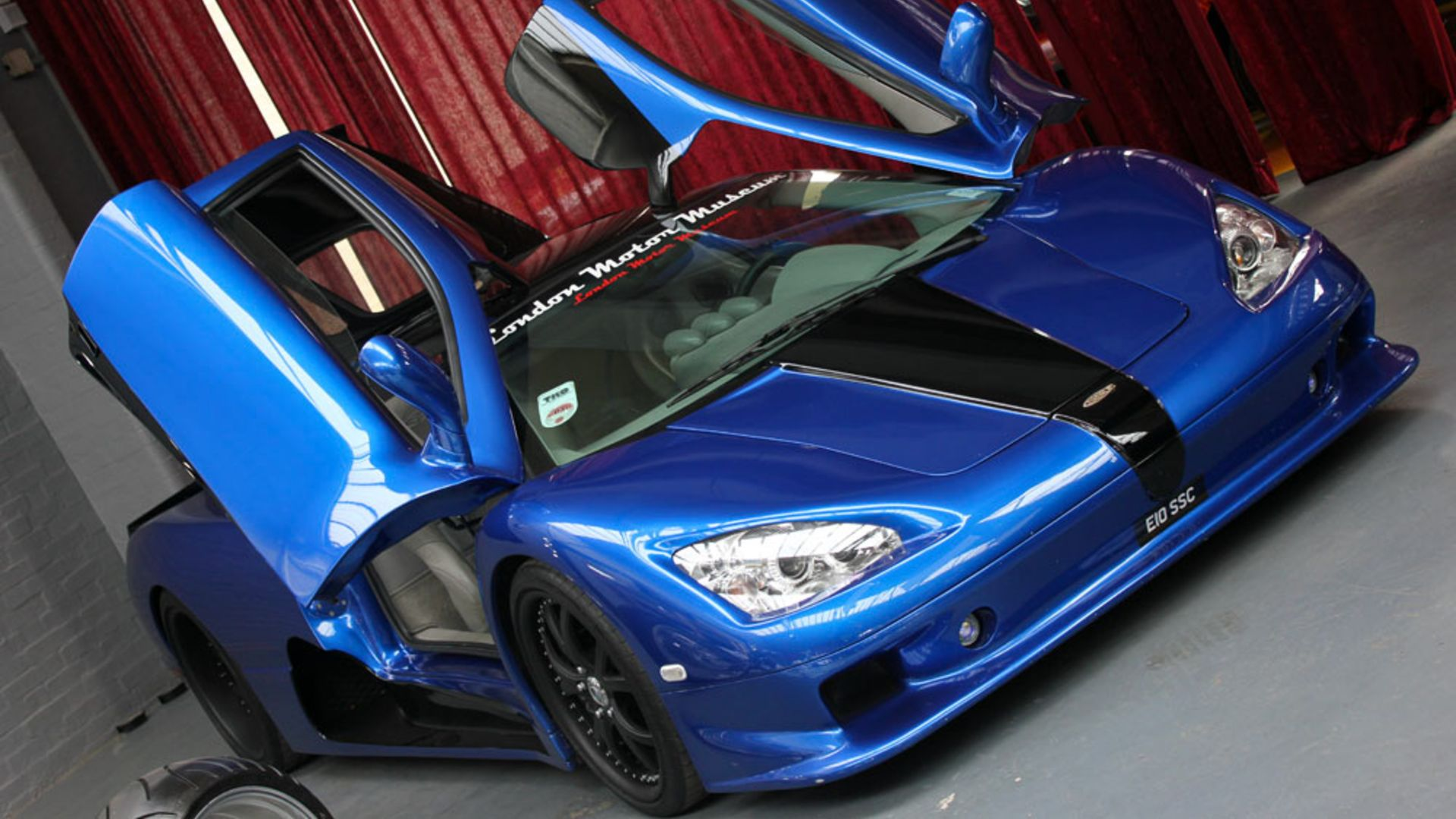 2007 SSC Ultimate Aero – 256mph