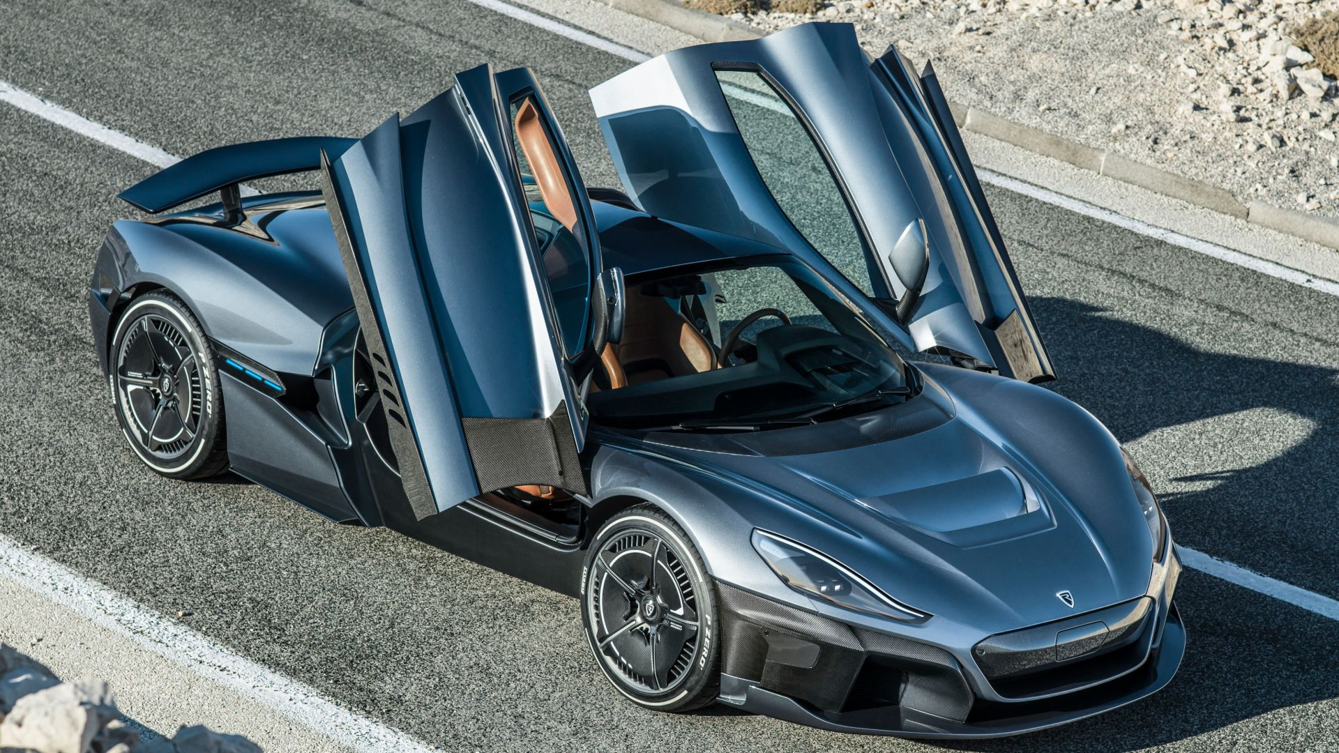 2020 Rimac C Two – 258 mph claimed