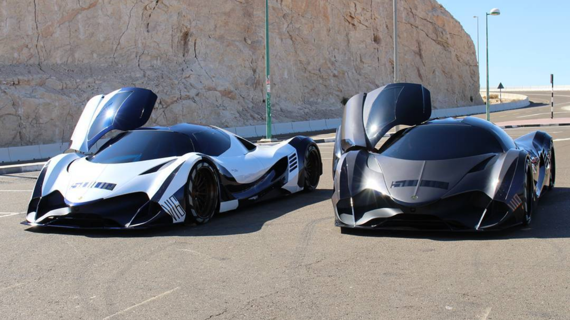 2020 Devel Sixteen – 320mph plus claimed