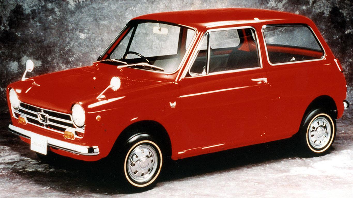 The N360: Honda's people's car