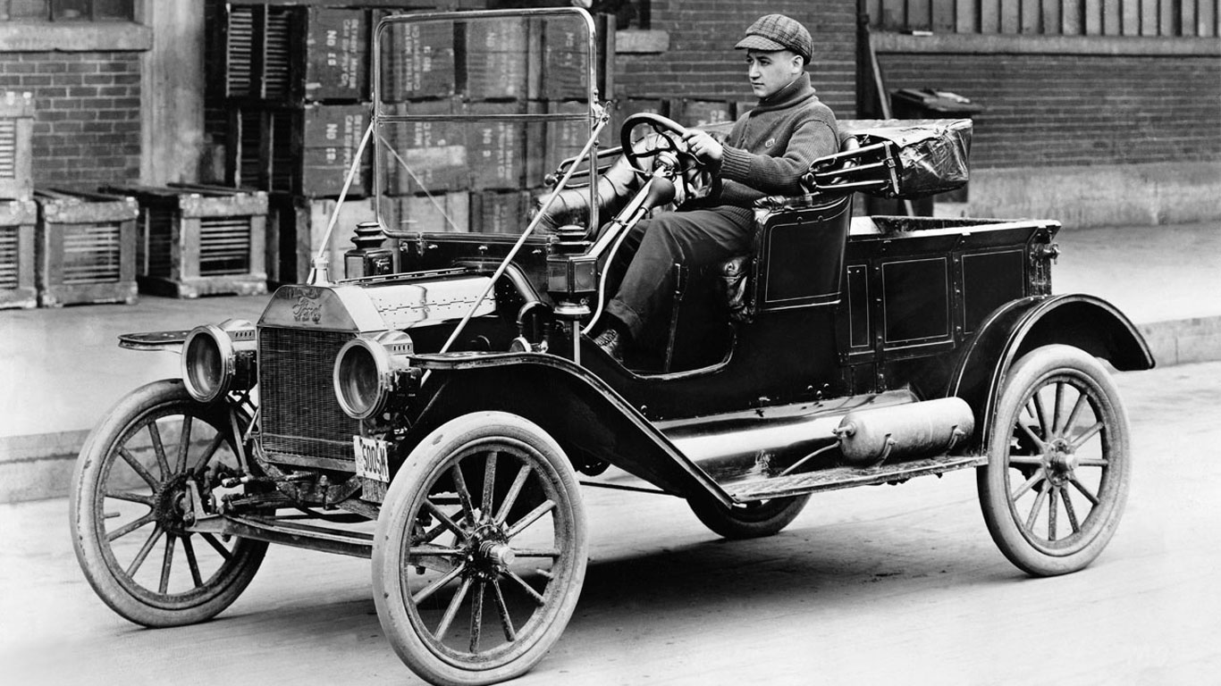 Inspired by the Ford Model T