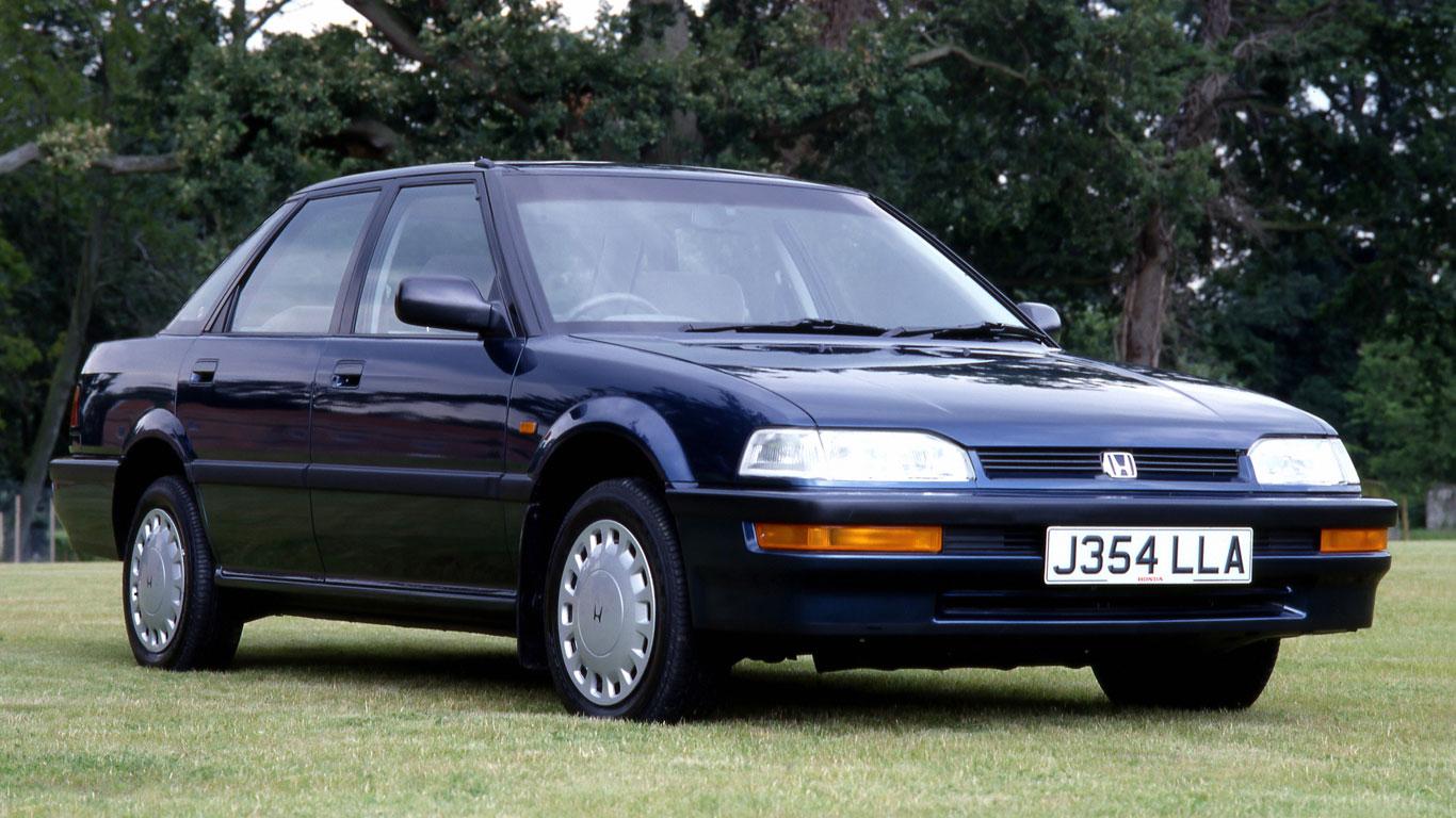 When Honda met Rover