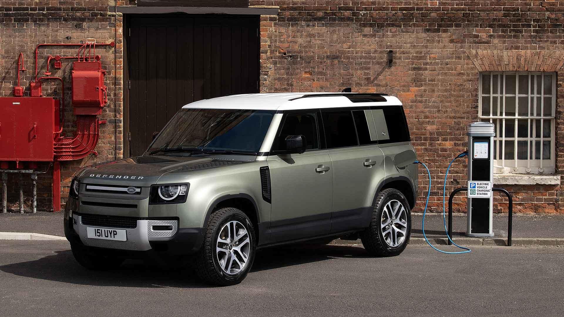 2021 Land Rover Defender P400e PHEV