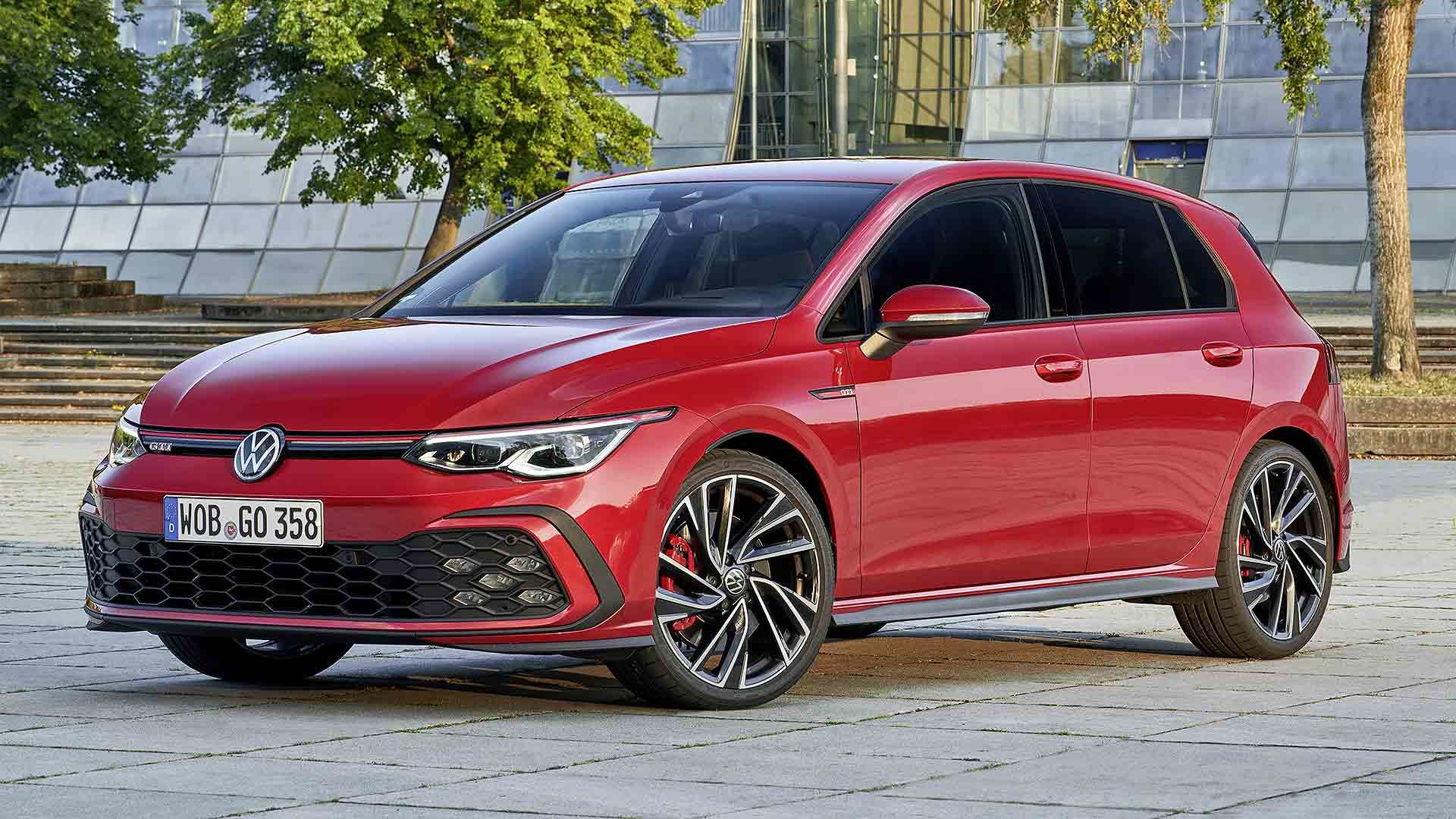 New 2021 Volkswagen Golf Gti And Gte News Prices And Specs Motoring Research