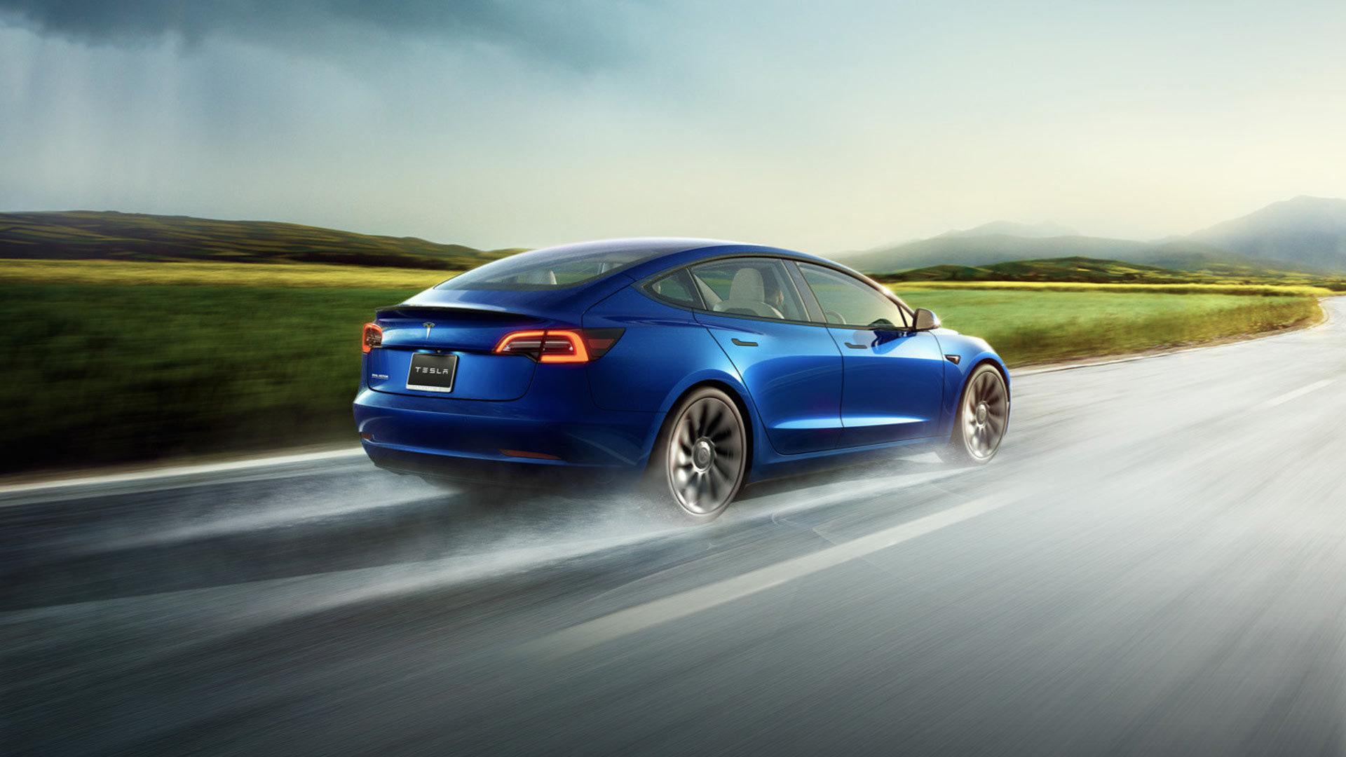 2020 Tesla Model 3 Update