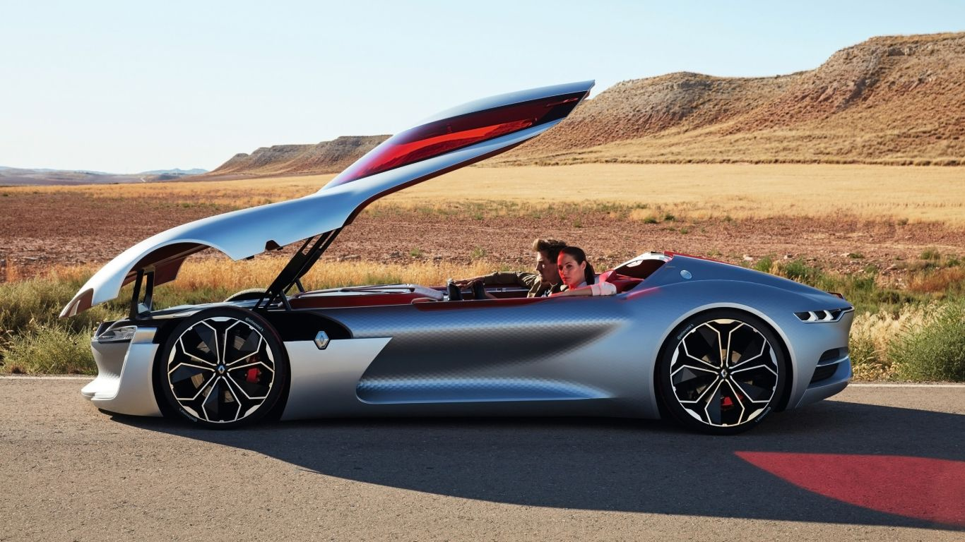 The craziest concept cars ever