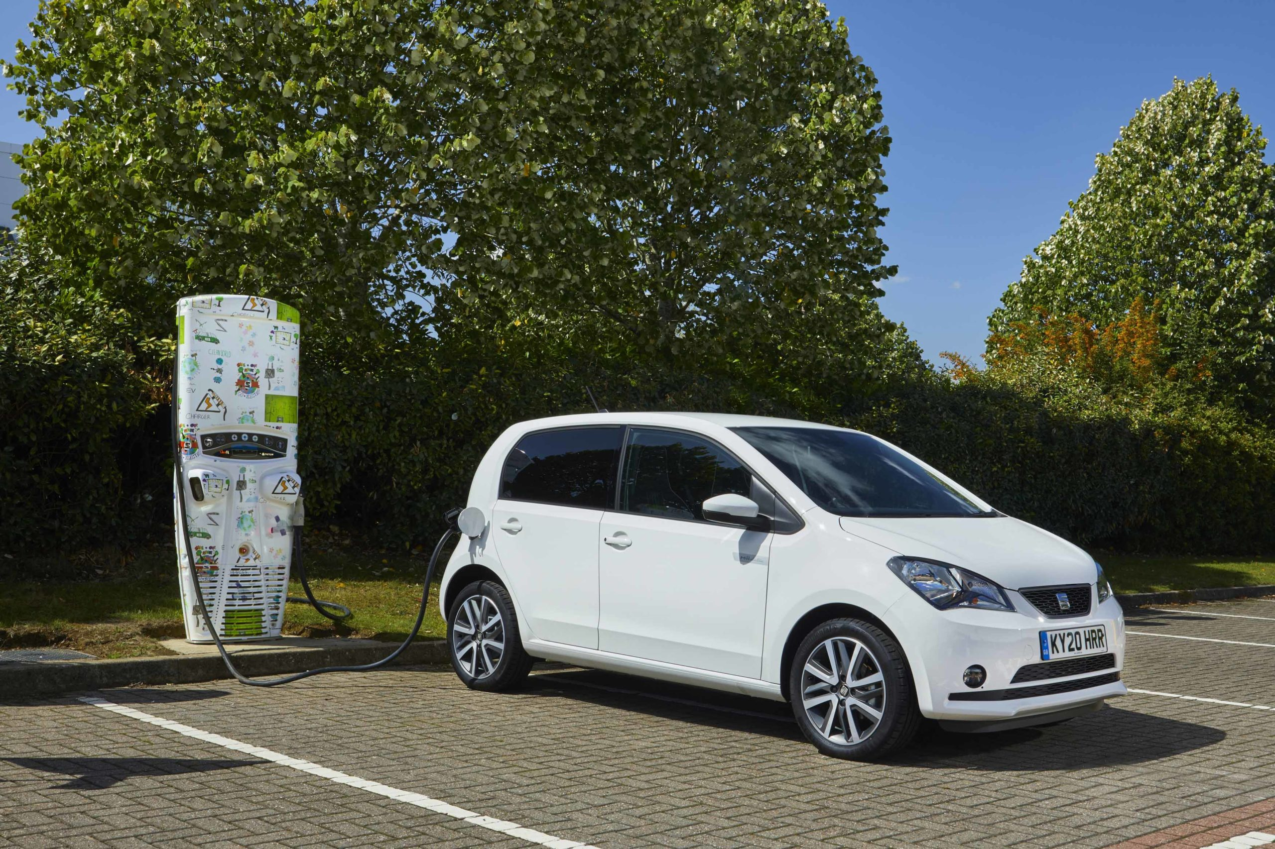 19. Seat Mii Electric