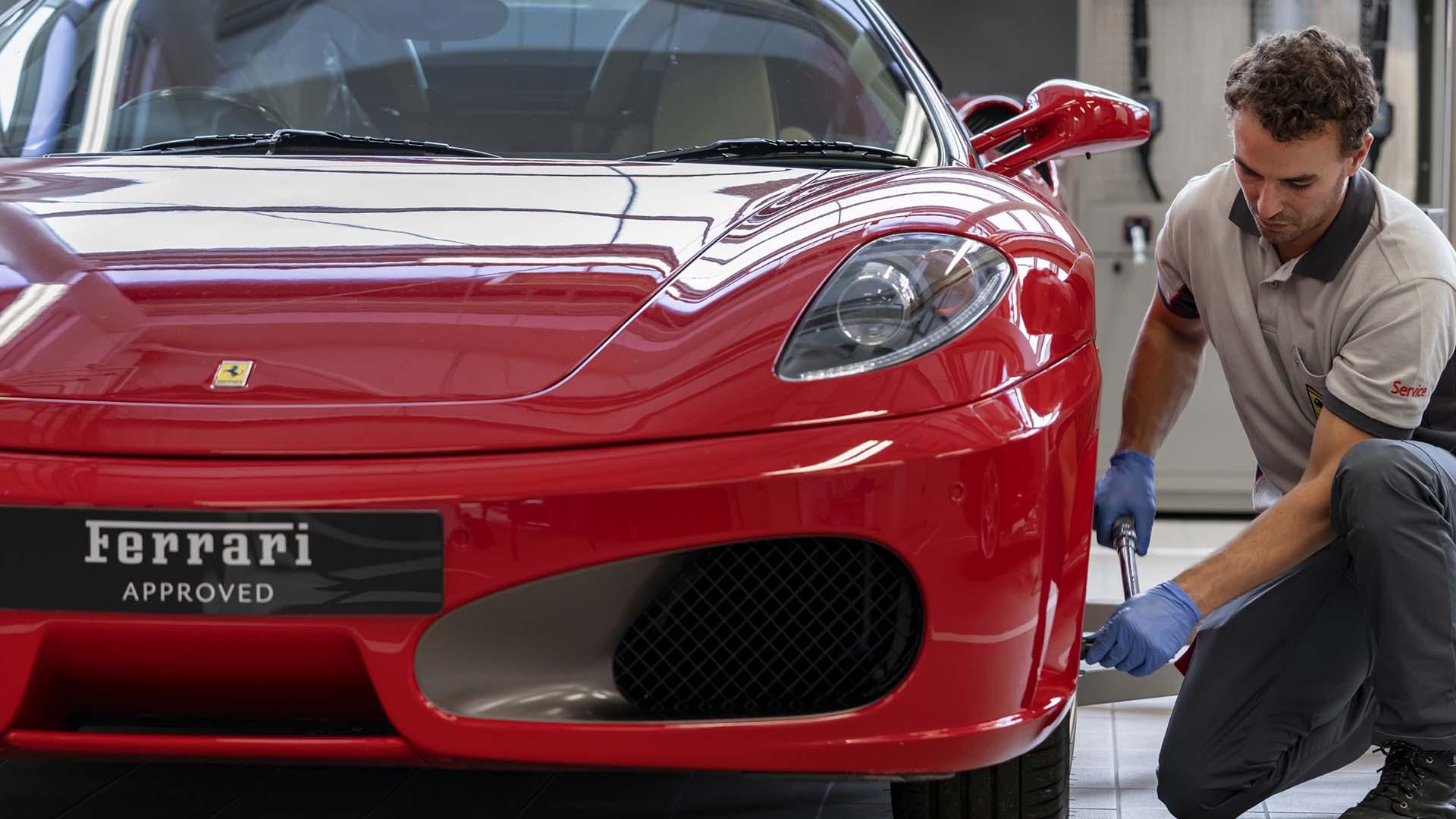 12. Ferrari