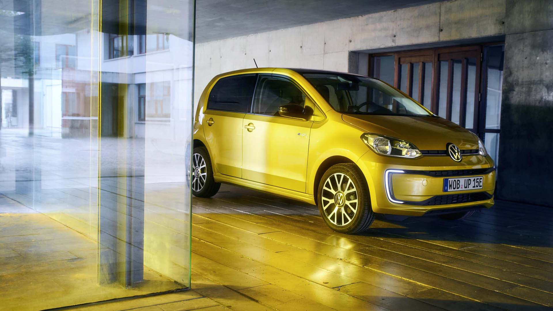 15. Volkswagen e-Up