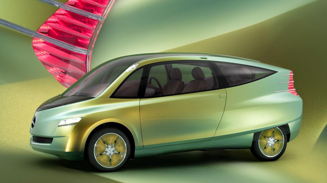 Mercedes-Benz Bionic Car