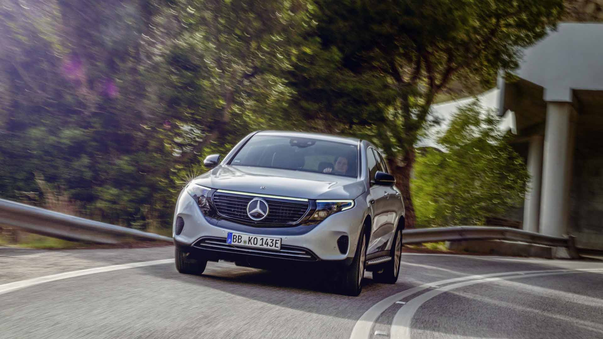 6. Mercedes-Benz EQC