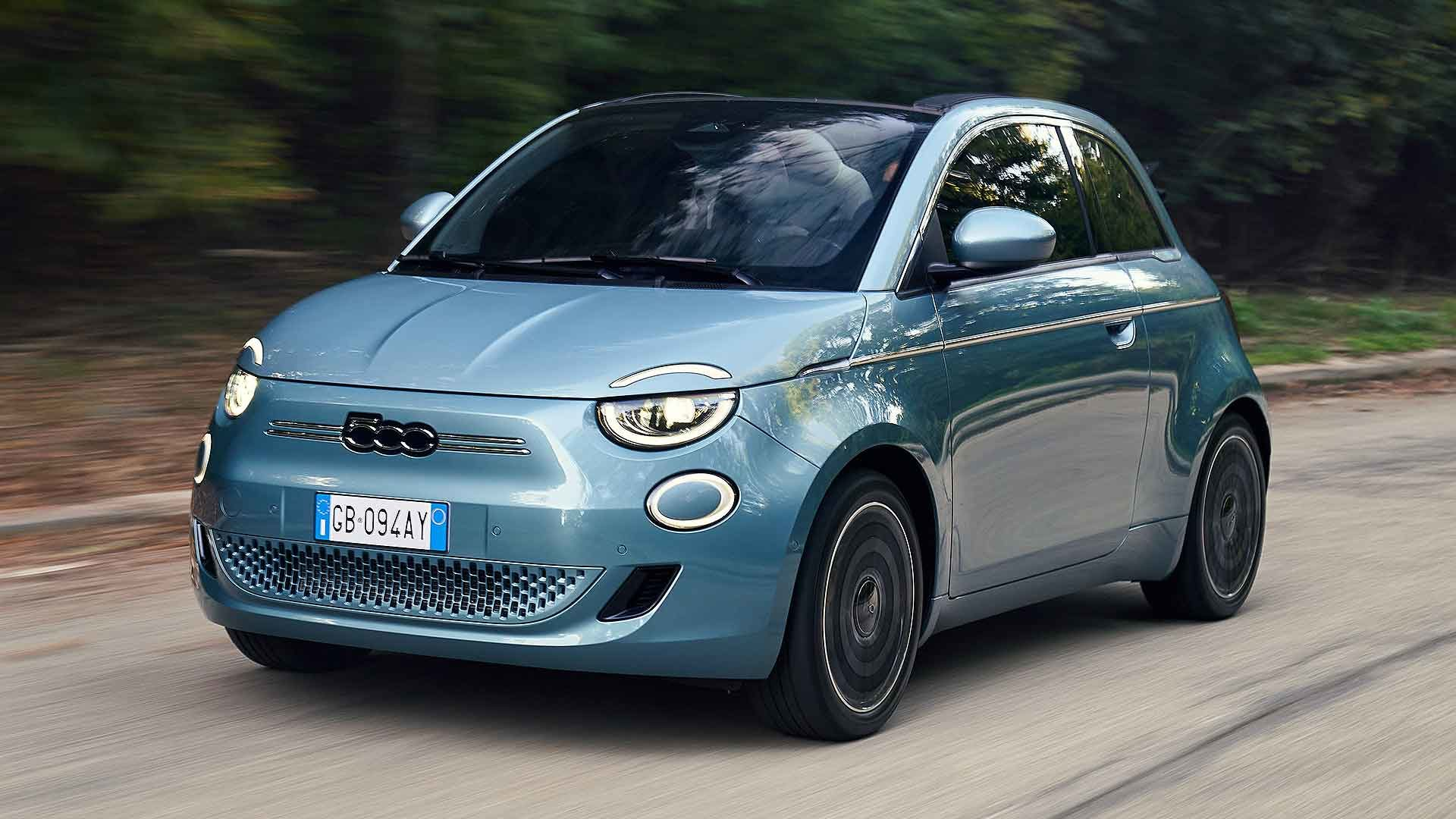 New Fiat 500: prices, specs and release date of Fiat's all-electric city car