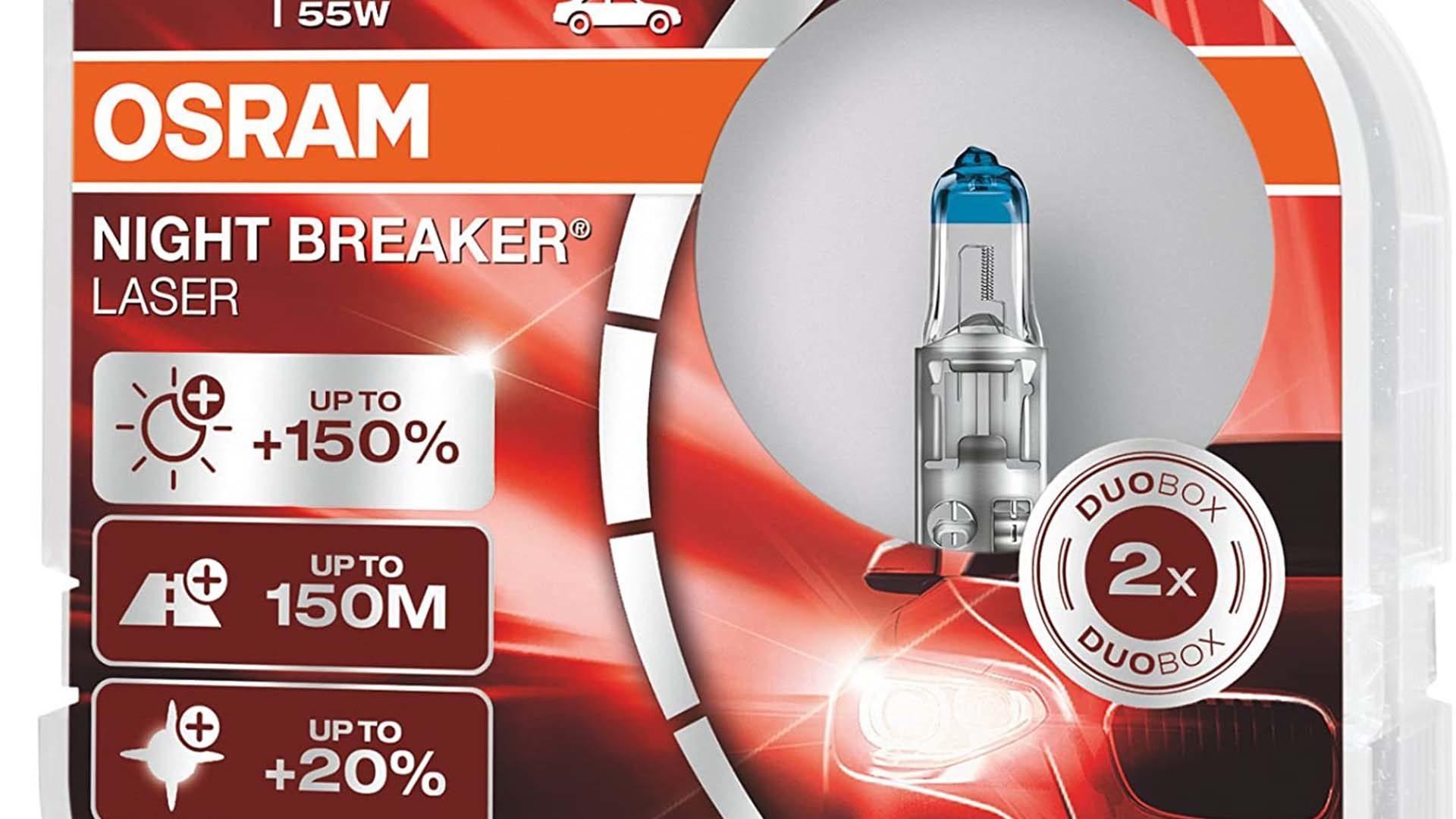 Osram headlight bulbs