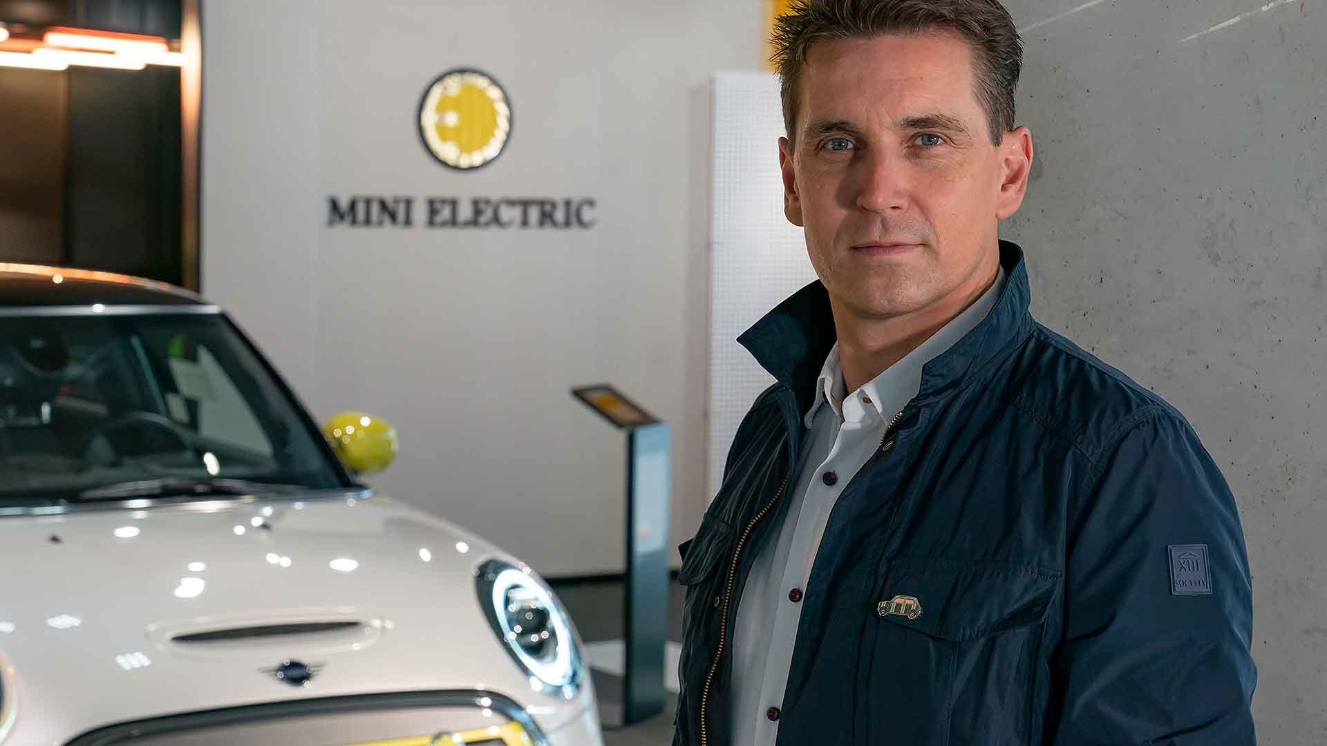 Head of Mini Bernd Korber