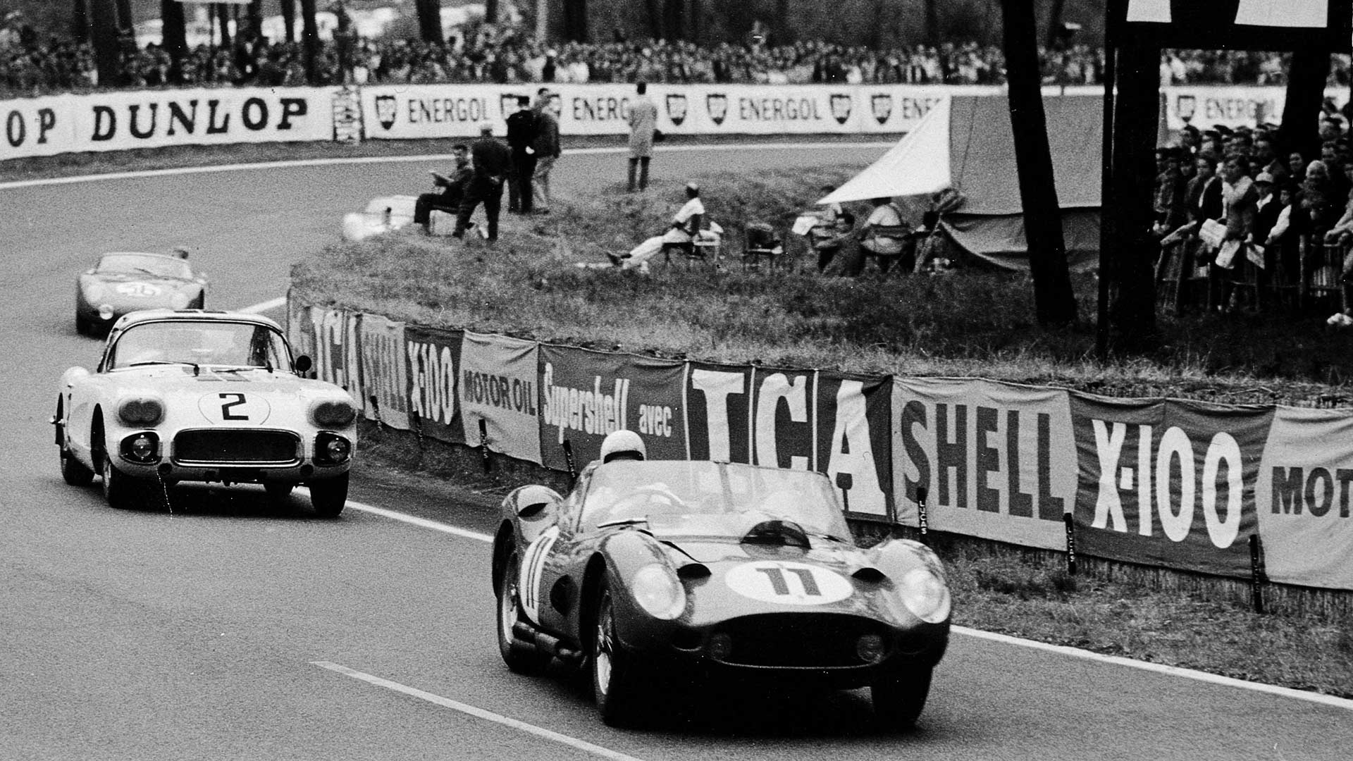Ferrari was the marque to beat at Le Mans