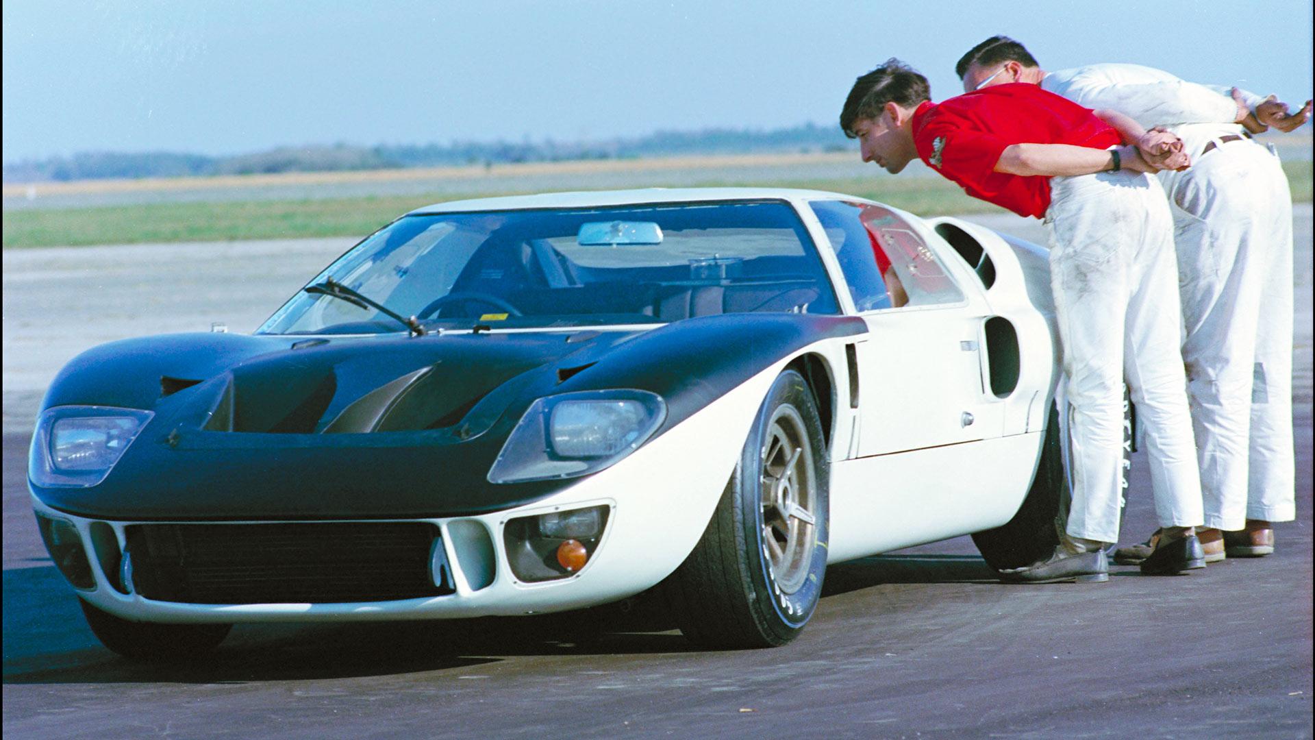 A new hope: the 1966 Ford GT40 Mk II