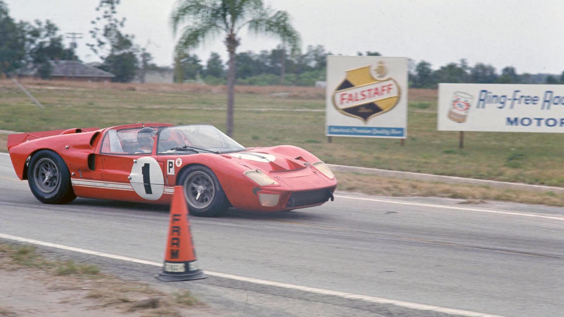 1966 Ford GT40 Mk II 'X-1' Roadster