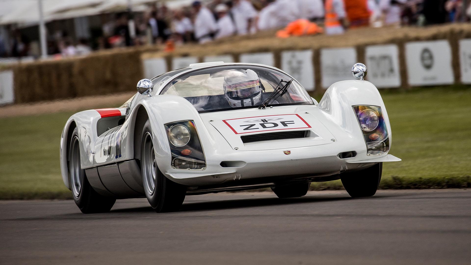 1966 Porsche 906-6 LH
