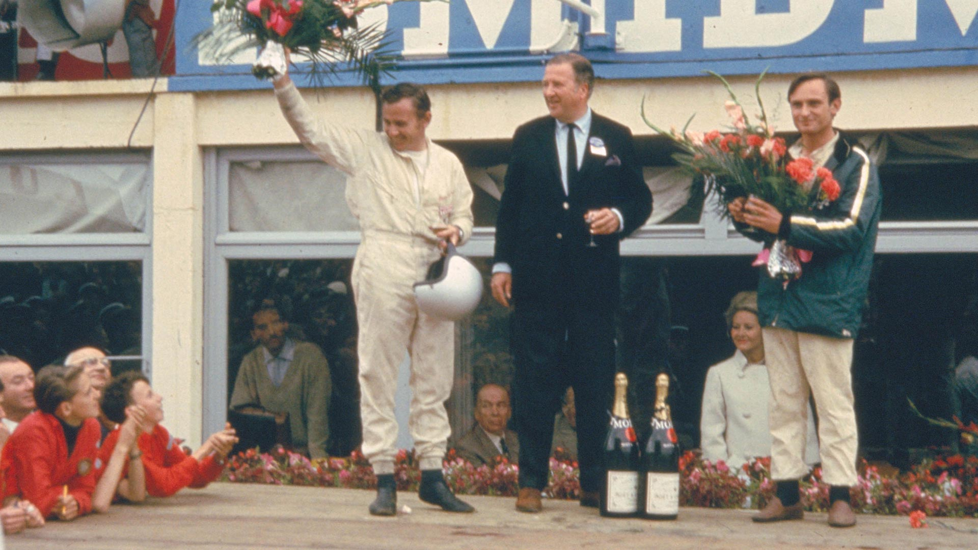 Mission accomplished for Ford at Le Mans