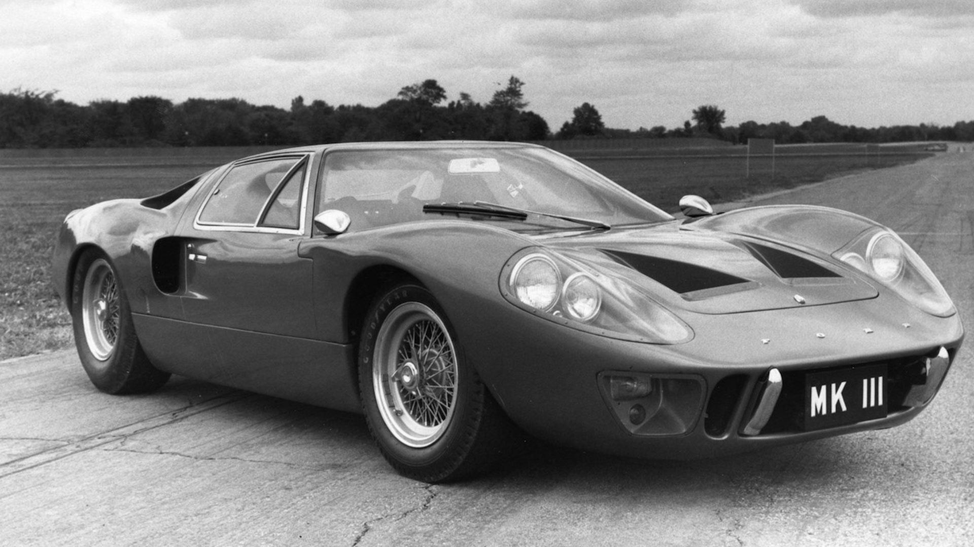 1967 Ford GT40 Mk III road car