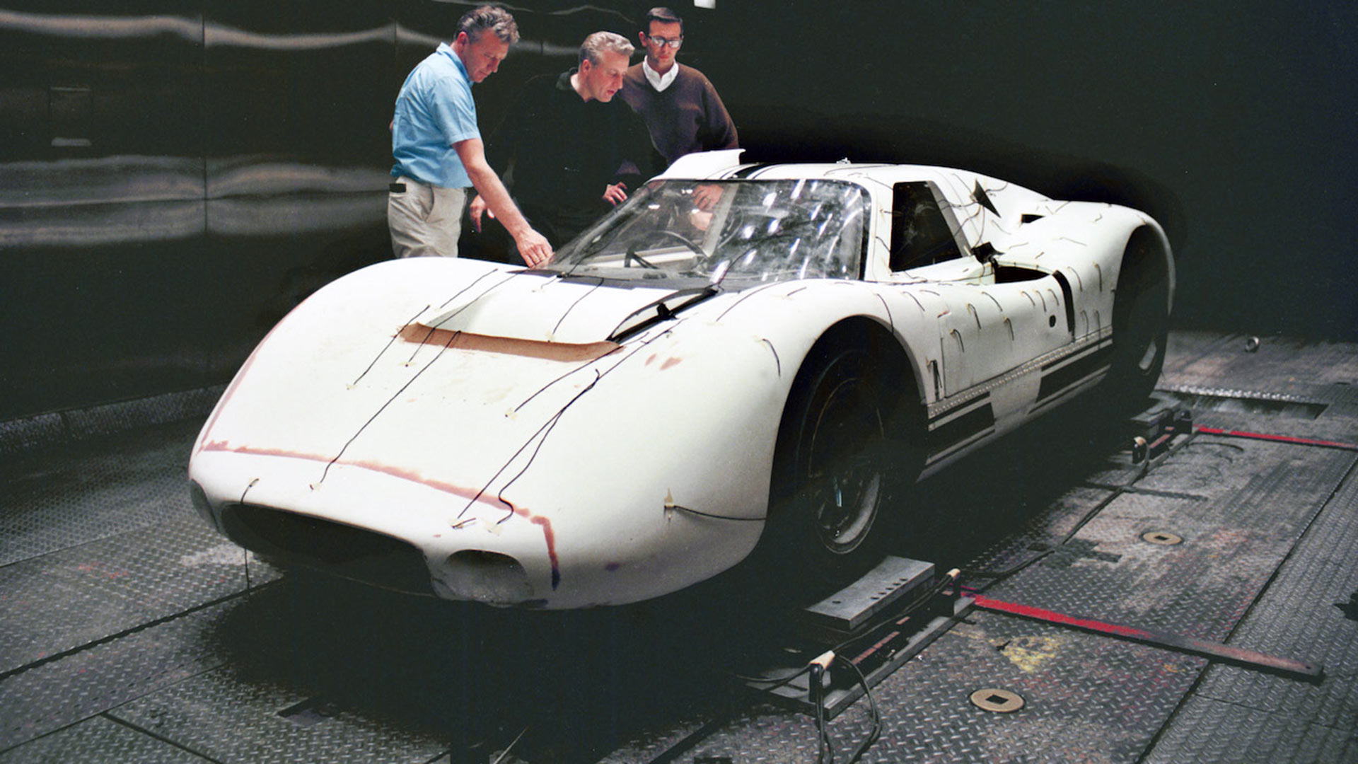 Tragedy of the 1967 Ford GT40 J-car
