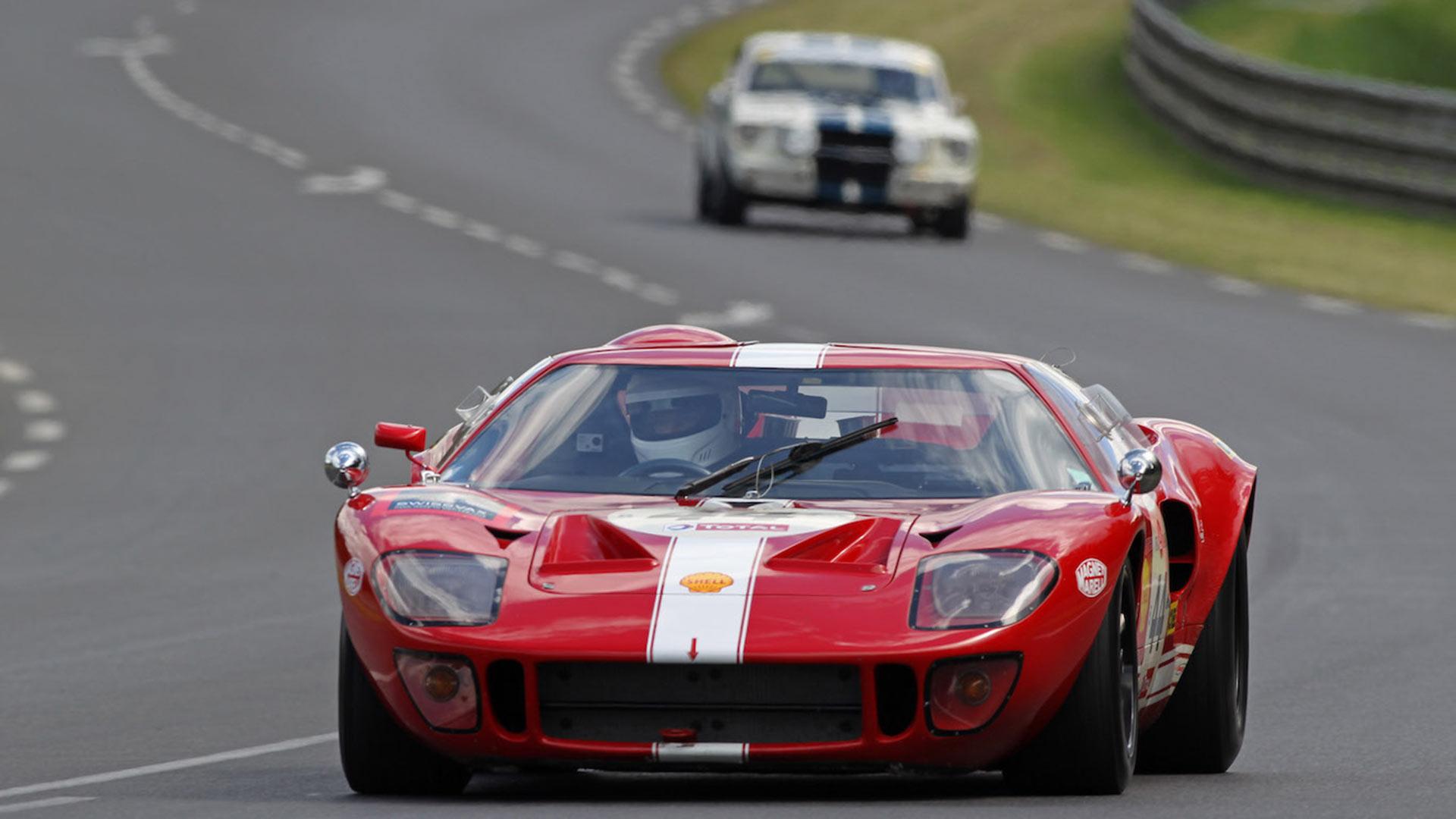 1968 Ford GT40 Mk I Le Mans