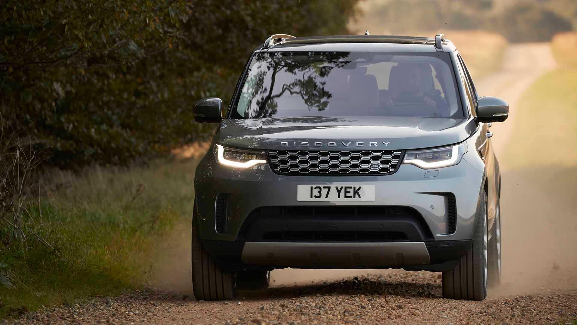 27. Land Rover