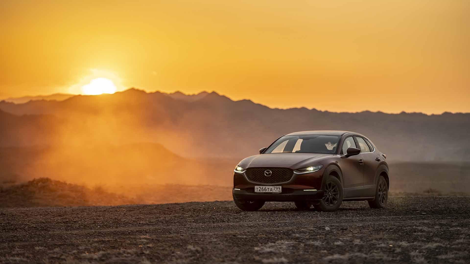 9. Mazda