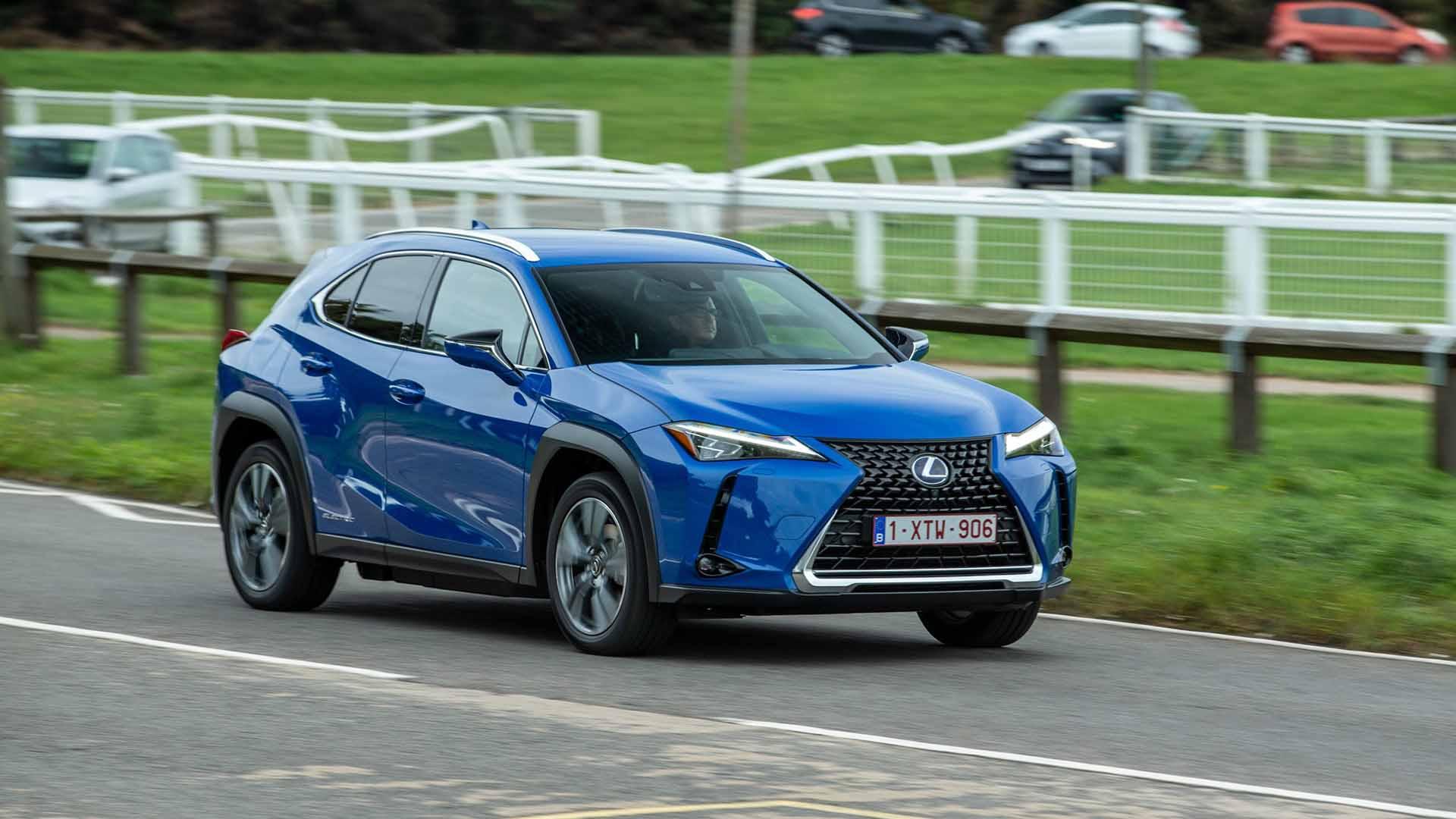 1. Lexus
