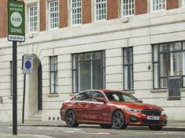 New BMW eDrive Zones