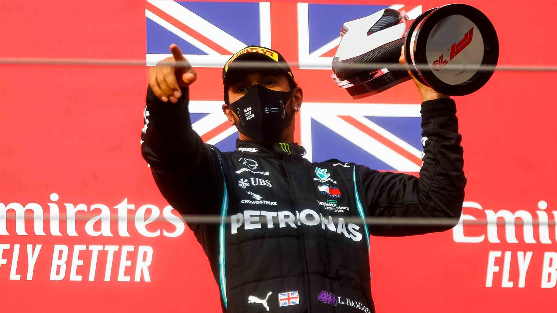 Mercedes In No Rush To Finalise Lewis Hamilton Contract