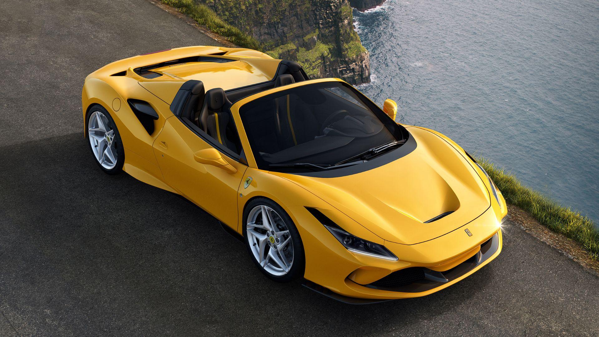 New Ferrari F8 Spider 2021 Review