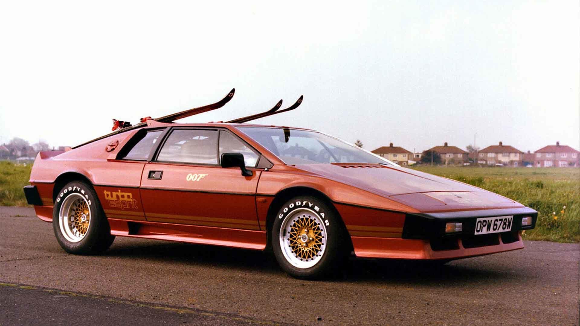 Lotus Turbo Esprit FYEO