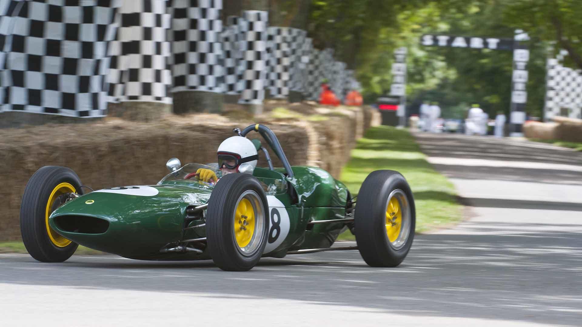 Lotus Type 21