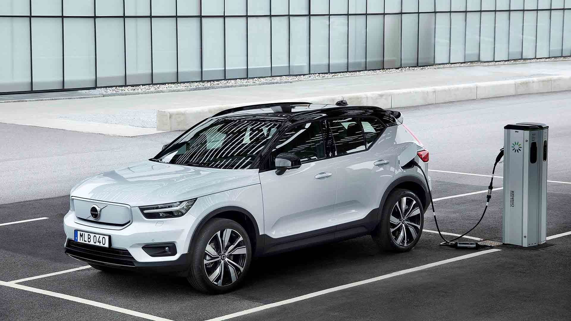 Volvo to be pure electric by 2030