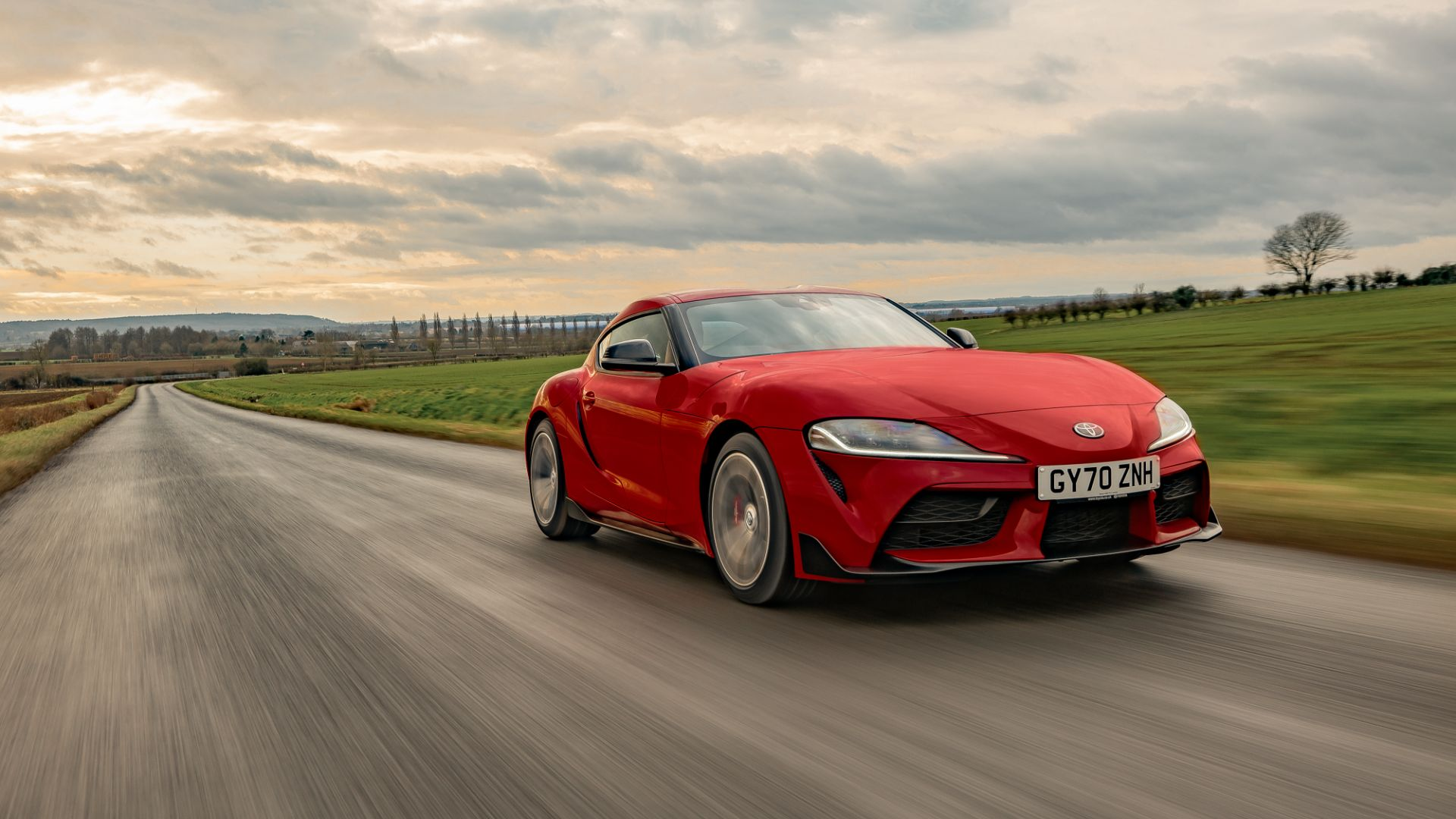 New Toyota GR Supra 2.0 review