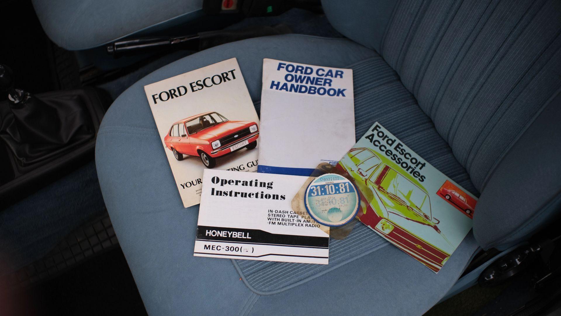 Ford Escort Mk2
