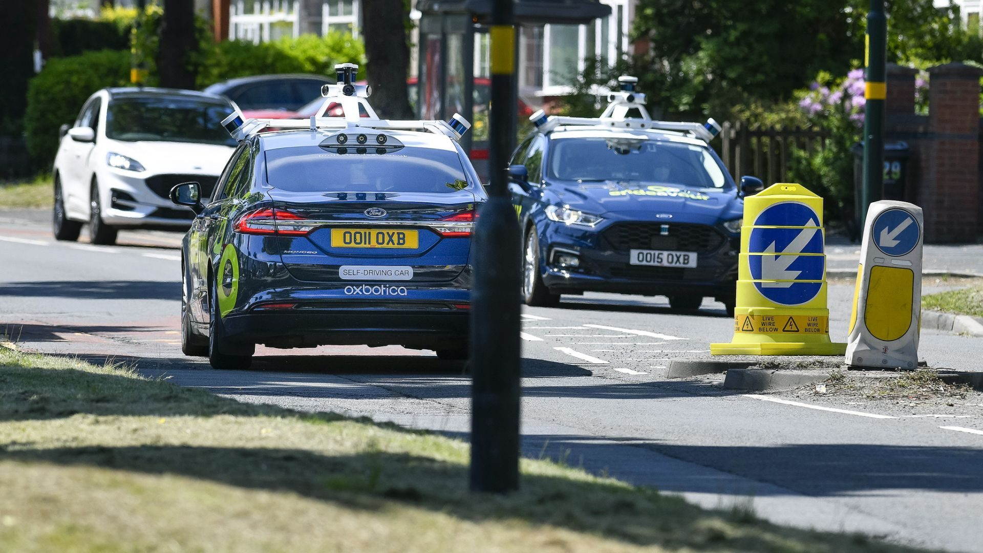 Self driving cars are coming to Birmingham