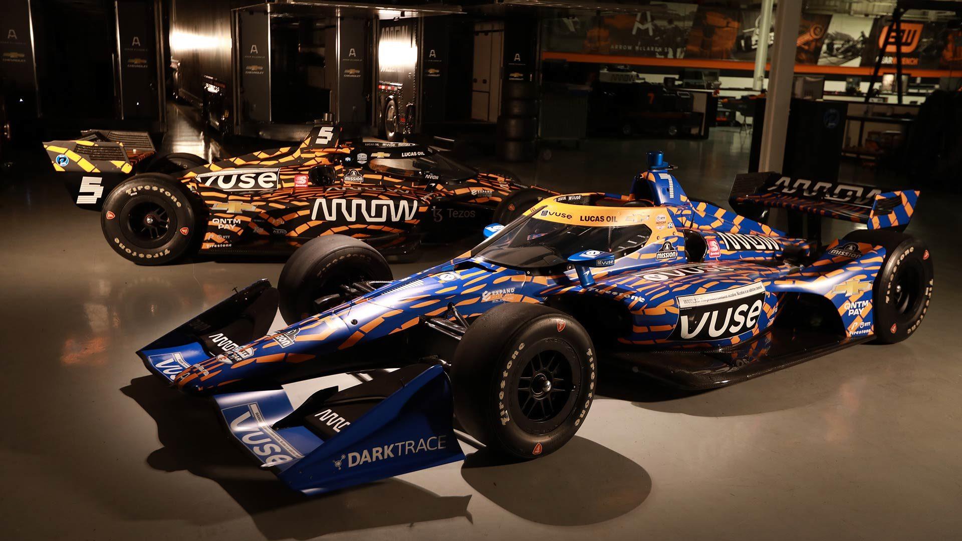McLaren IndyCar Expansion